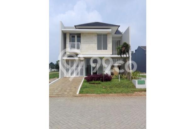 Dijual Rumah Di Puri Botanical Residence Cluster Magnolia (Blok K) 17826587