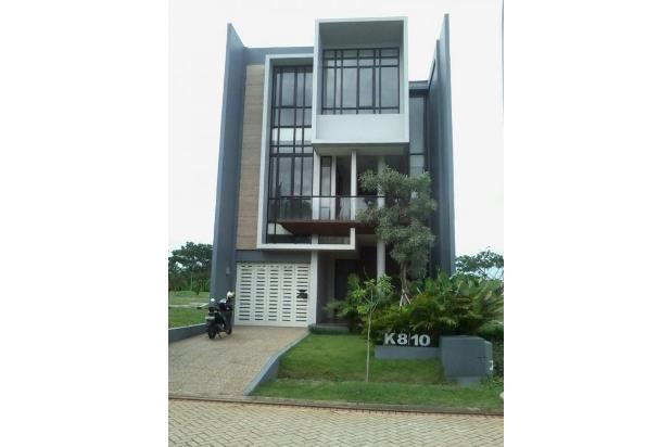 Dijual Rumah Di Puri Botanical Residence Cluster Magnolia (Blok K) 17826588