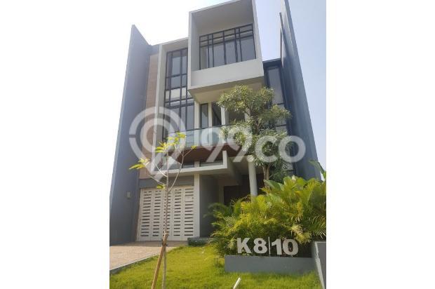 Dijual Rumah Di Puri Botanical Residence Cluster Magnolia (Blok K) 17826591