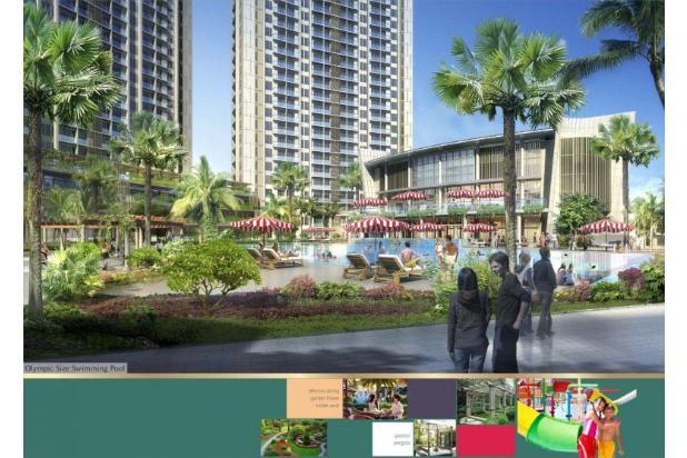 Apartemen taman Anggrek 3+1br Private Lift 13873810