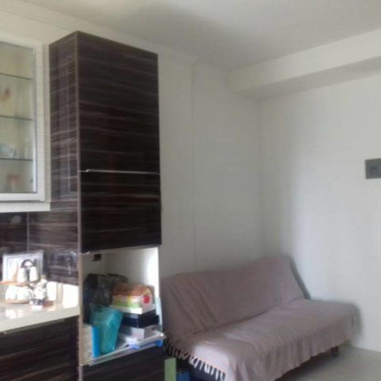 Jual Apartemen Mediternia Garden 2 (Central Park) 2BR Semi Furnished