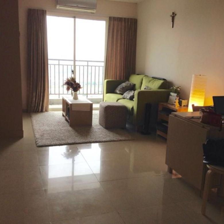 Jual Apartemen Thamrin Residences 3 Bedroom Fully Furnished