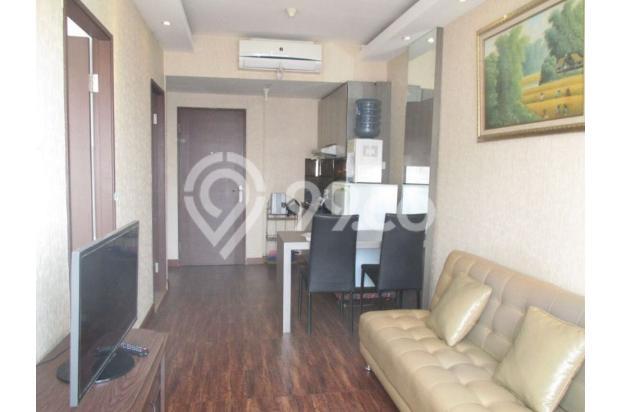 Apartemen Puri Park View 2 BR Lantai 25 Furnished MP3543JL 13961323