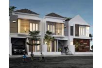 Dijual Rumah Baru Strategis di Barkah Jagakarsa Jakarta