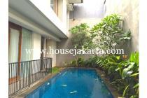 House for Rent at Senopati Kebayoran Baru