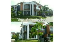Rumah baru di kluster Discovery Serenity Bintaro