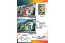 Dijual Rumah Cantik Murah di Parung