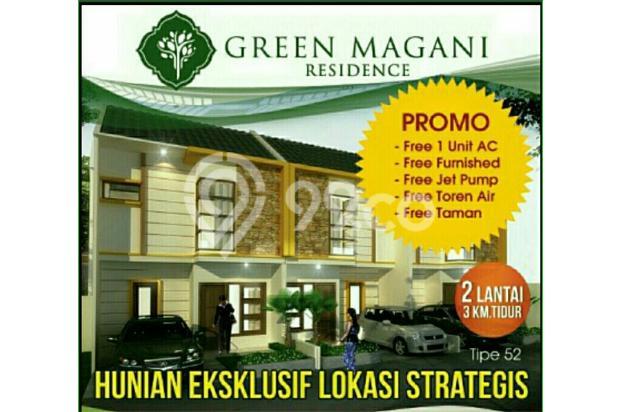 Ayo miliki rumah 2 lantai dengan harga termurah di Tangerang, 15516995