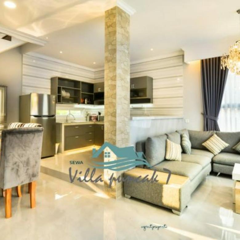Disewakan Villa Alwaha 3 kamar