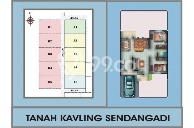 Tanah Kavling Sendangadi, Mlati: Hanya 7 Menit ke Terminal Jombor Sleman 13696794