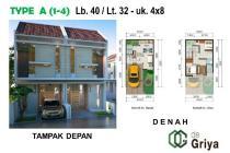 Rumah Kalibokor Syariah Strategis Surabaya