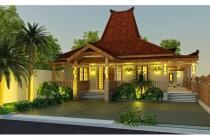Dijual Rumah Bagus Strategis di Manyar Indah Surabaya