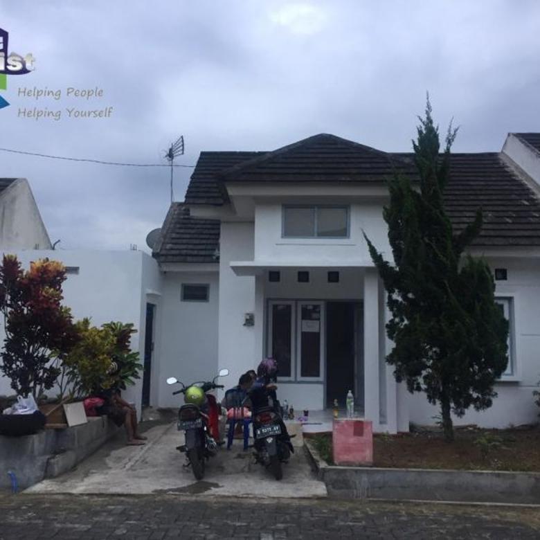 DIJUAL Sebuah Rumah di Perumahan Purwokerto Utara