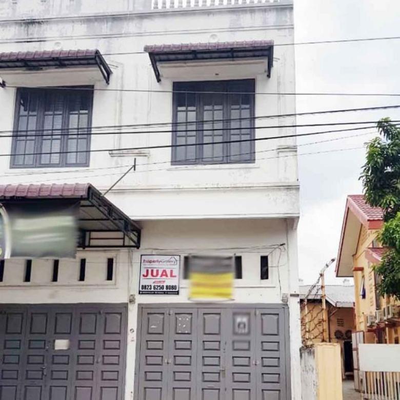 Ruko Jalan Garuda - Sunggal (sebelah 212 Mart) Medan