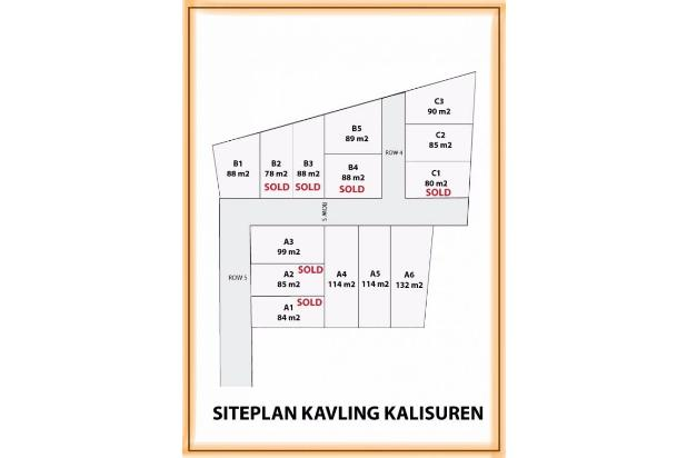 Kaveling Tajur Halang: Buy Back Guarantee Profit 25%, Th. Ke-2 17307180