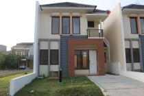 Rumah dikawasan Metropolis di Karawang   CMG19
