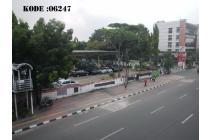 KODE :06247(Ad)Kavling Dijual Jakarta Timur, Hadap TImur-Utara, Luas 2500 m