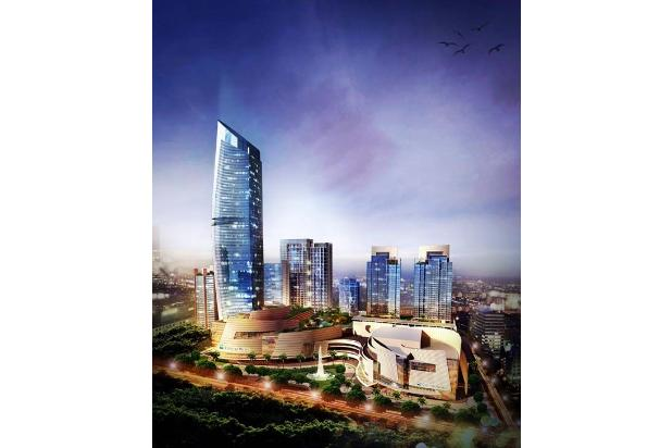 dijual office tower cbd ciputra world, mayjend sungkono surabaya barat