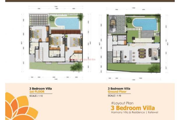 Rp2,85mily Vila Dijual