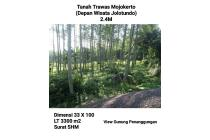 Tanah Trawas Mojokerto Nego