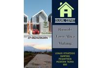 Baru. Dijual Rumah Murah di Malang A2