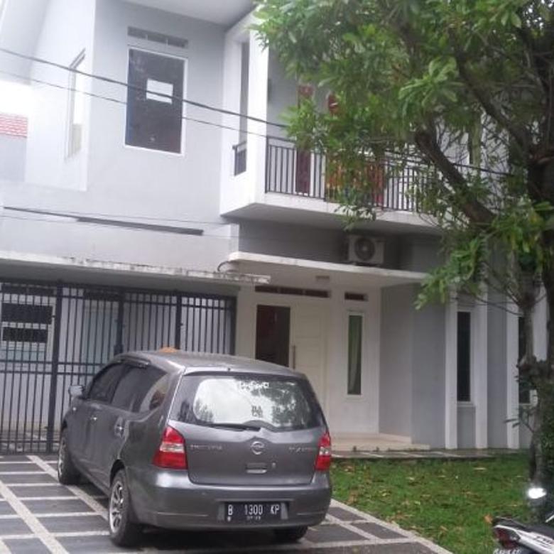 Rumah mewah dan strategis di Bogor Lakeside