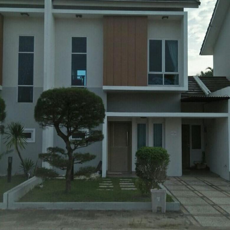 Rumah Town House 2 lantai di Paalmerah jambi