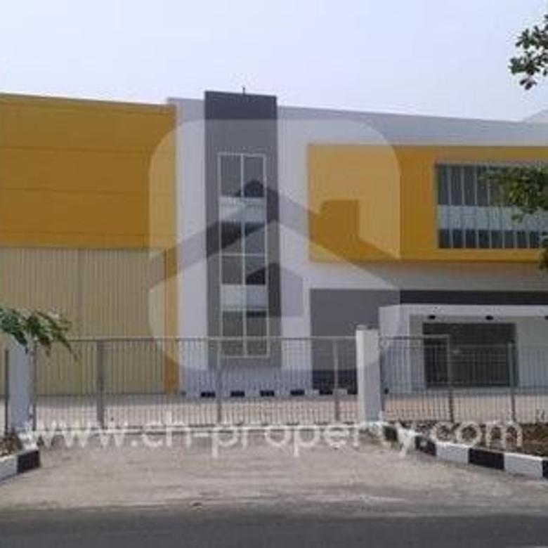 DIJUAL Gudang baru gress loading dock di Cikarang, Bekasi GA13348