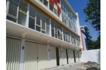 Disewakan Murah 4 Lantai Bagus & Strategis Di Ruko Embong Kemiri Surabaya