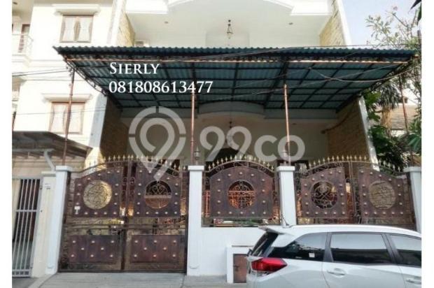 Rumah di Vila Gading Indah 2 Lantai Semi Furnished SHM 11527164