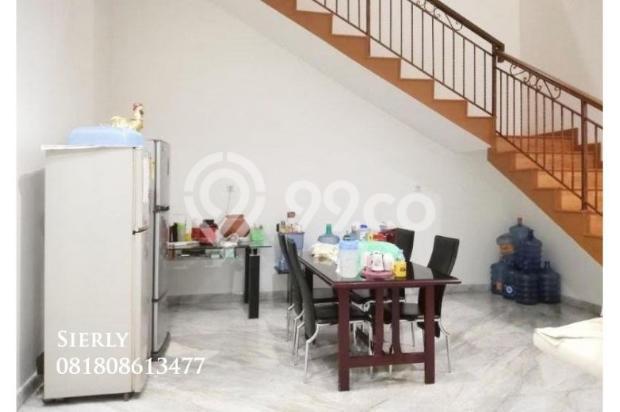 Rumah di Vila Gading Indah 2 Lantai Semi Furnished SHM 11527172