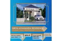 Dijual Rumah Griya Ayahanda Residence
