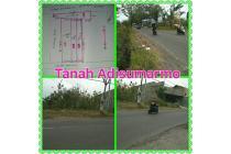 Tanah Dijual Pinggir Jalan Adisumarmo Colomadu Jawa Tenggah