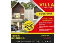 Villa Puncak Full Furnished Standar Hotel Free SHM