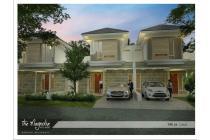 DP 10 JT sudah bisa dapatkan rumah 2 lantai di Krian Sidoarjo