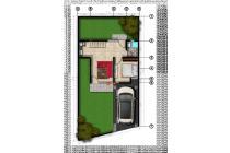 perumahan strategis, nyaman asri dengan design modern dikota malang