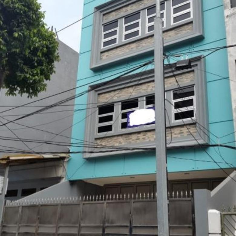 Ruko 4 lantai di Kebon Jeruk, Taman Sari, Jakarta Barat