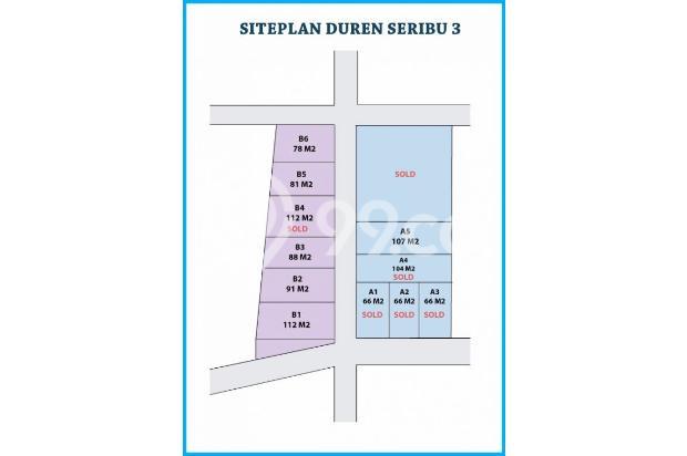 Cluster Baru Serua: Program KPR DP 0% Jaminan Akad 17341861