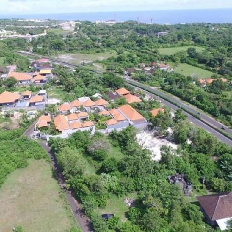 Tanah Di Jalan Utama Bypass Pandawa Jimbaran Kuta Selatan Bali