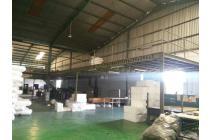DI JUAL ASET-ASET T3 (Bangunan Pabrik Dan Tanah), DI TANGERANG (ric 718)