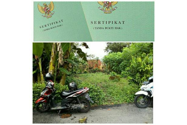 di jual tanah murah di dekat kantor Gapensi kota Blitar Jawa timur 16645770