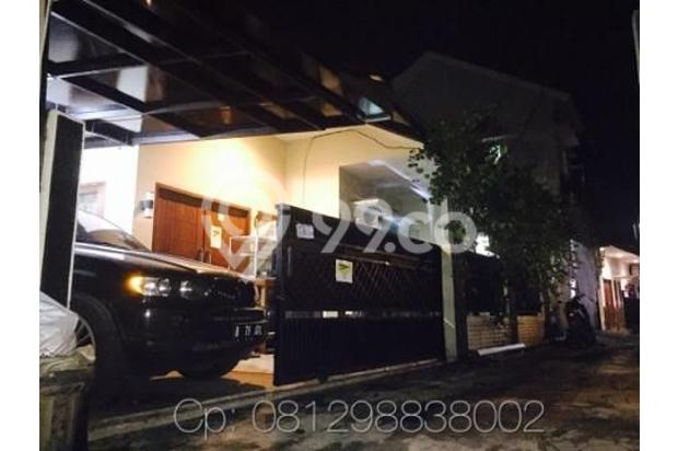 dijual  rumah mewah siap huni lokasi bambu apus pamulang tangerang selatan 13698068