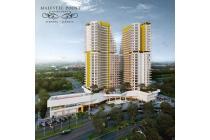 Apartemen Majestic Point Tipe Studio, Serpong Tangerang