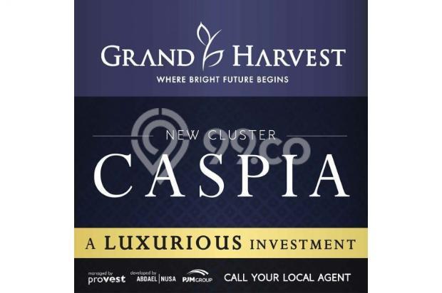 Grand Harvest Cluster Caspia Siap Huni 9913406