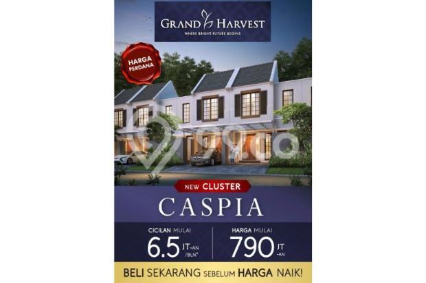 Grand Harvest Cluster Caspia Siap Huni 9913410