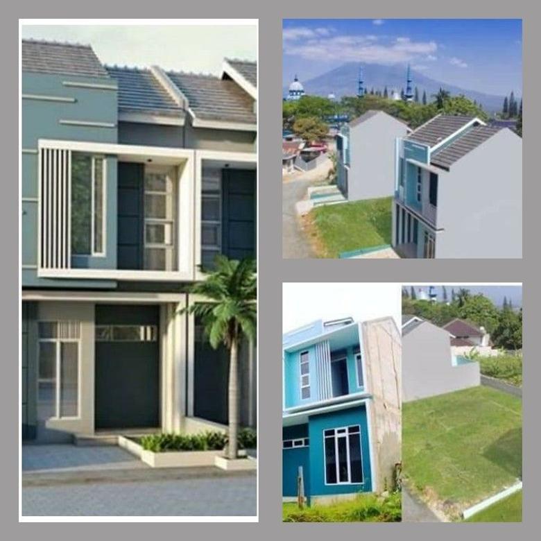 cluster AAA Village murah strategis Dp 10% free biaya biaya