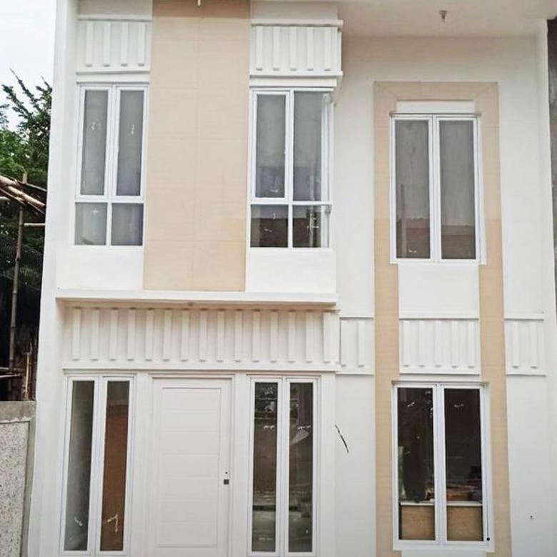Dijual Rumah 2 Lantai TERMURAH Area Bintaro Sekt 9 600Jt SHM
