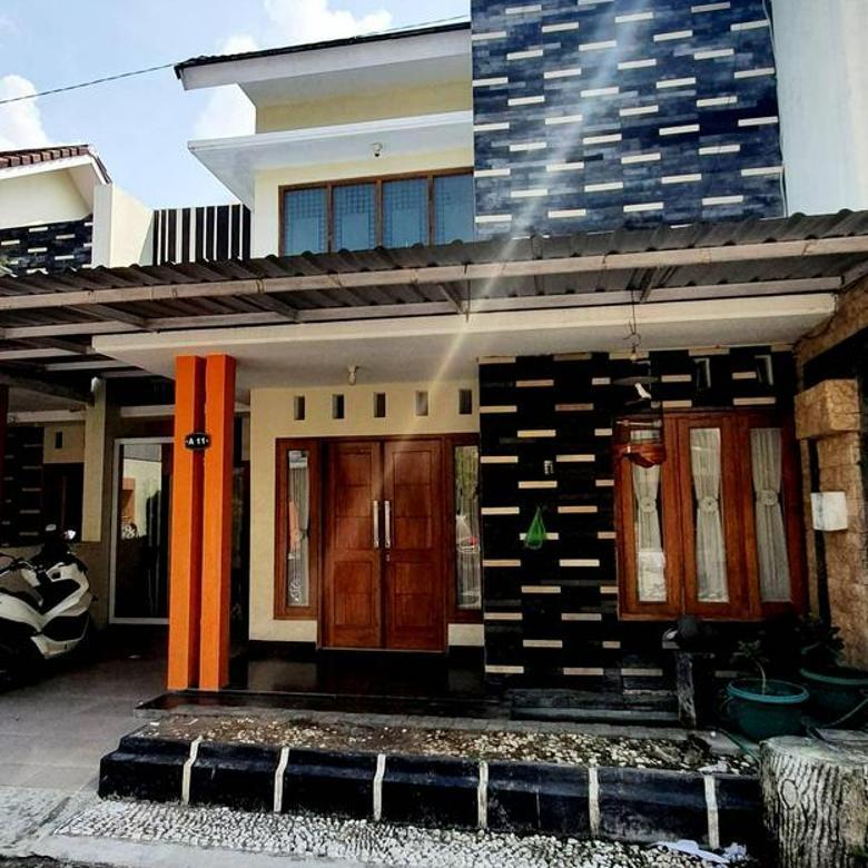Rumah Cantik Murah di Ngemplak Kartasura