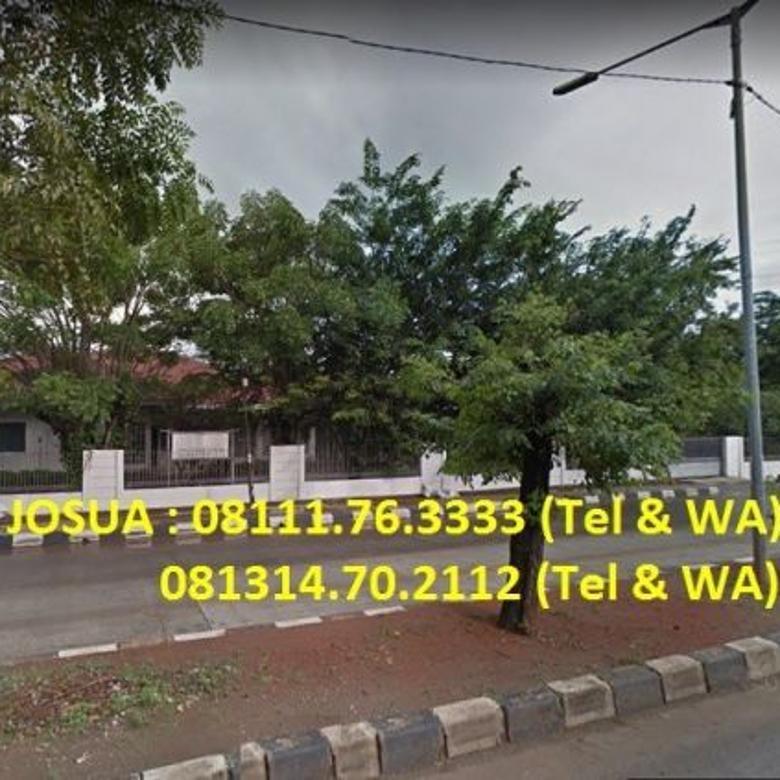 Kavling JIEP Pulo Gadung : LT 2700 m2, MURAH, Strategis