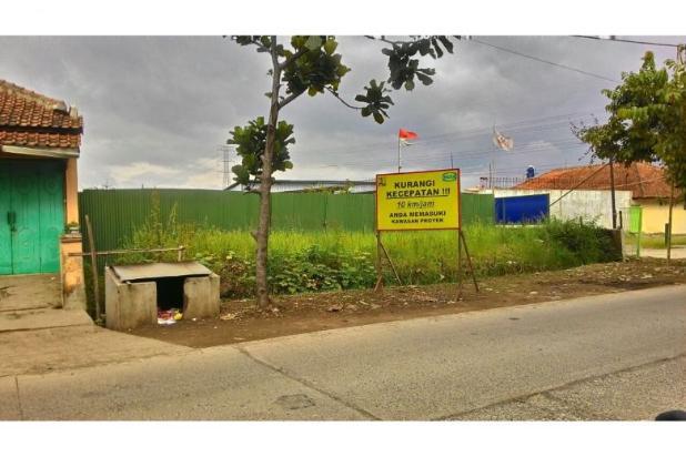 Rp32,4mily Tanah Dijual